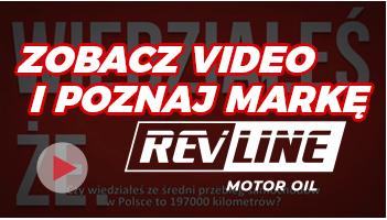 Revline Producent olei silnikowych